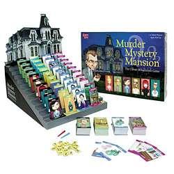 family murder mystery game