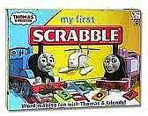 My First Scrabble - Thomas and Friends