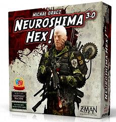 Neuroshima Hex 3.0 board game