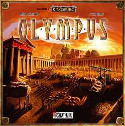 Olympus Board Game