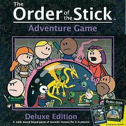 The Order of the Stick Adventure Game Deluxe