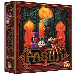 Pasha board game