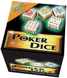 Poker Dice - dice game