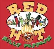 Red Hot Silly Peppers card game
