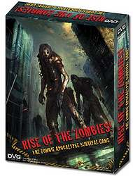 Rise of the Zombies card game