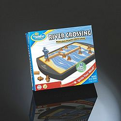 River Crossing logic game