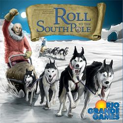 Roll to the South Pole dice game