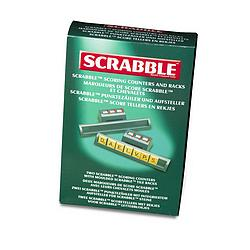Scrabble - Scoring Counters and Racks