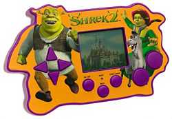 Shrek 2 Castle Run electronic game