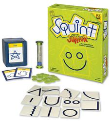Squint Junior children's game