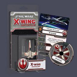 Star Wars X-Wing Miniatures Game - X-Wing Expansion Pack