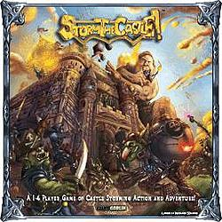Storm The Castle board game