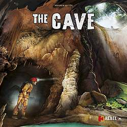The Cave board game