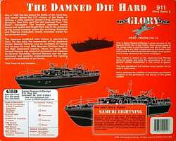 The Damned Die Hard Philippines 41 war game