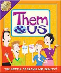 Them & Us party game