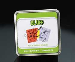 Tin-Tastic Games - Bluff
