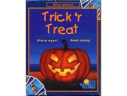 Trick 'r Treat card game