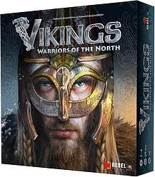 Vikings Warriors of the North board game