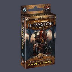 Warhammer Invasion LCG - The Inevitable City Battle Pack