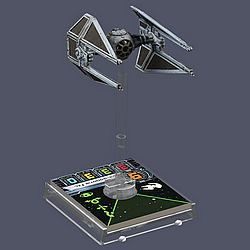 Star Wars X-Wing - TIE interceptor