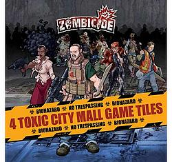 Zombicide - Toxic City Mall Tiles