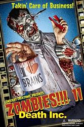Zombies 11, Death Inc.