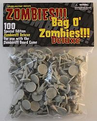 Zombies - Bag O Zombies Deluxe