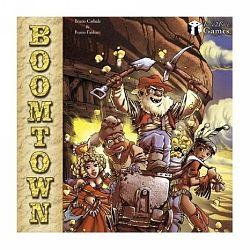 Boomtown card game