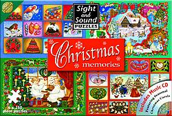 Christmas Memories jigsaw puzzles and CD