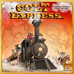 Colt Express card game