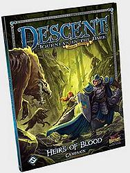 Descent - Heirs of Blood Campaign book