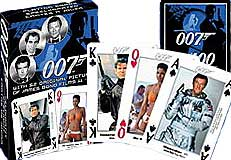 007 playing cards (films 11 - 20)
