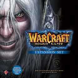 Warcraft the board game expansion set