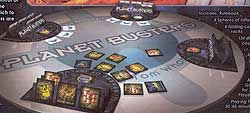 Planet Busters - The Game of Interplanetary War