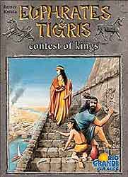 Euphrates & Tigris Contest of Kings card game