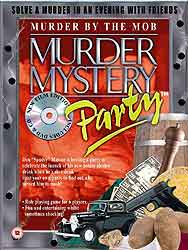 Murder by the Mob, Murder Mystery Party download kit