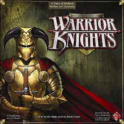 Warrior Knights board game