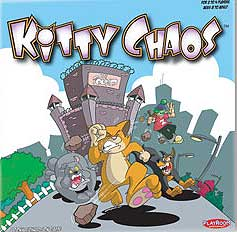 Kitty Chaos board game