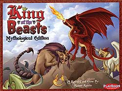 King of the Beasts - Mythological edition card game