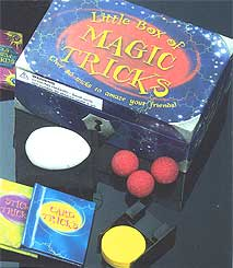 Little Box of Magic Tricks