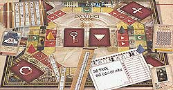 The Da Vinci Code board game