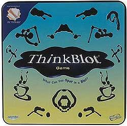 Thinkblot party game