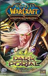 World of Warcraft TCG Dark Portal Boosters