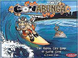 Cowabunga - The Card Game of Surfing Steer
