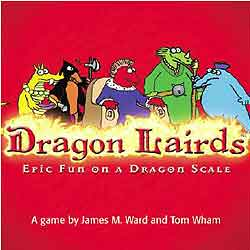 Dragon Lairds board game