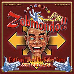 Zobmondo!! Lite - Would Your Rather Teenage party game