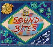 Sound Bites CD audio game