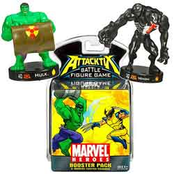 Marvel Attacktix booster