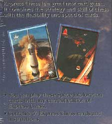 Express Chess (Space Exploration)