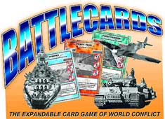Battlecards - Pacific Theatre Expansions 1 - 5